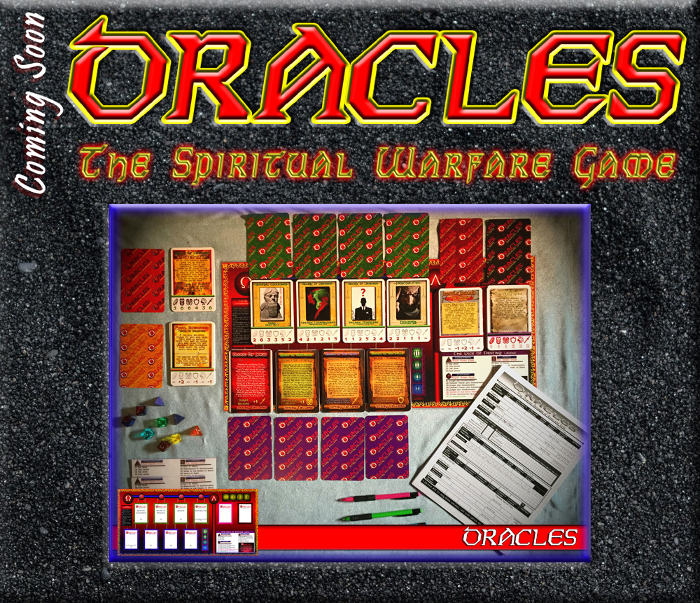 """Lance McCLintock"" Oracles The Game"